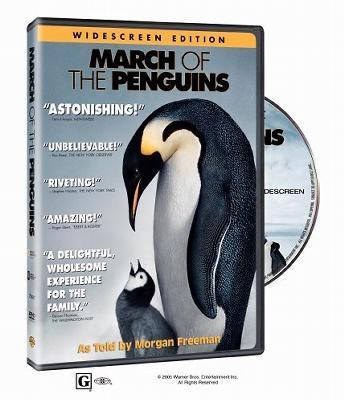 March of the Penguins image cover