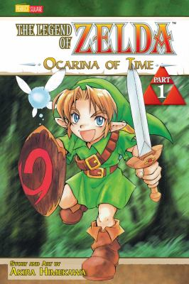 The Legend of Zelda: Ocarina of Time, Volume 1, Part 1 image cover