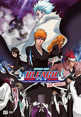Bleach image cover