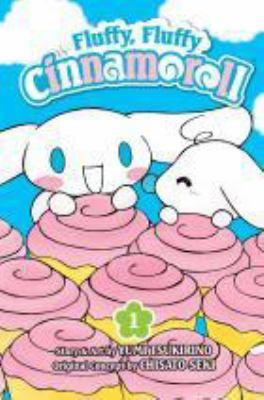 Fluffy, Fluffy Cinnamoroll, Volume 1 image cover