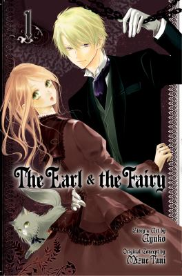 The earl & the fairy. 1 image cover