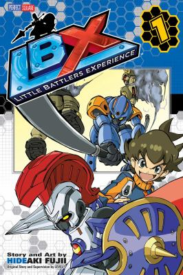 LBX: New Dawn Raisers, Volume 1 image cover
