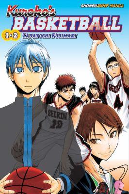 Kuroko's Basketball, Volume 1 & 2 image cover