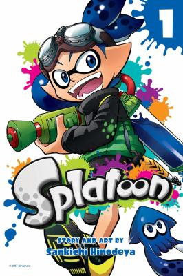 Splatoon, Volume 1 image cover
