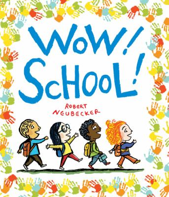 Wow! School! image cover