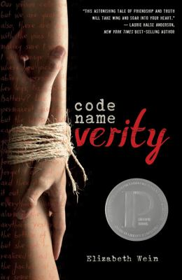 Code Name Verity image cover