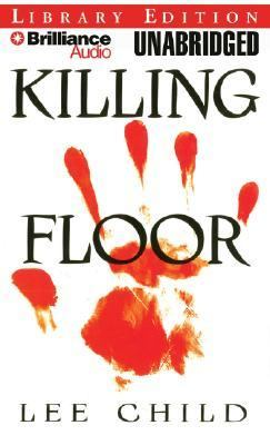 Killing Floor  (Narrator: Dick Hill)  image cover