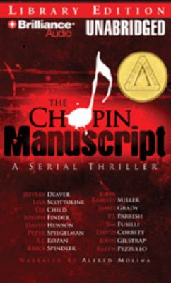 2008:  The Chopin Manuscript: A Serial Thriller image cover