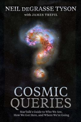 Cosmic Queries image cover