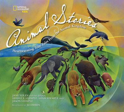 Animal Stories: heartwarming true tales from the animal kingdom image cover