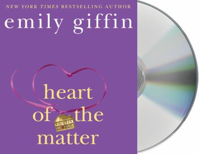 Heart of the Matter  (read by Cynthia Nixon) image cover