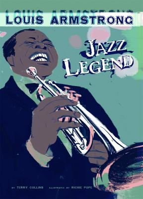 Louis Armstrong : jazz legend image cover
