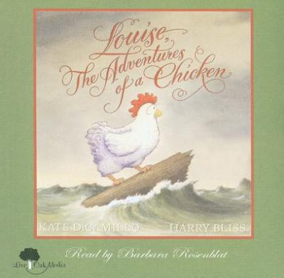 Louise, The Adventures of a Chicken image cover