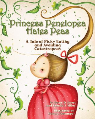 Princess Penelopea Hates Peas cover