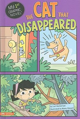 The Cat That Disappeared  image cover