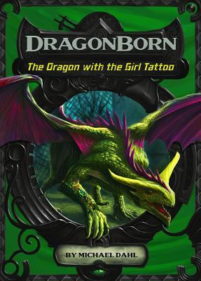 The dragon with the girl tattoo image cover