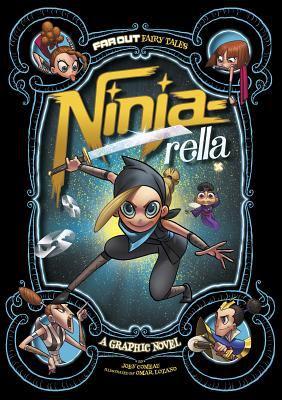 Ninja-rella : a graphic novel  image cover