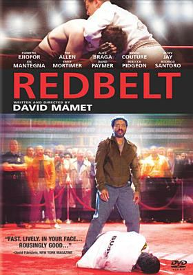 Redbelt image cover