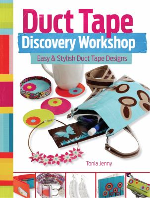 Duct tape Discovery Workshop  image cover