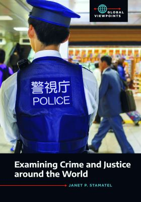 Examining crime and justice around the world image cover