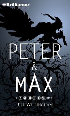 Peter & Max  (read by Wil Wheaton) image cover
