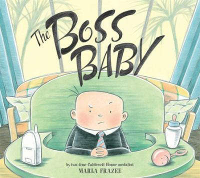 The Boss Baby image cover