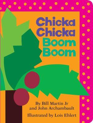 Chicka Chicka Boom Boom image cover