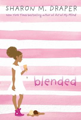 Blended image cover