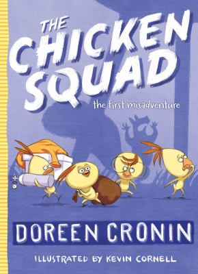 The Chicken Squad : the First Misadventure image cover