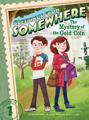The Mystery of the Gold Coin image cover