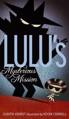 Lulu's Mysterious Mission image cover