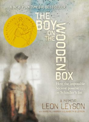 The Boy on the Wooden Box: How the Impossible Became Possible on Schindler image cover