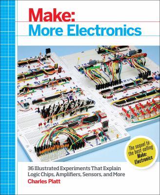 Make: More Electronics  image cover