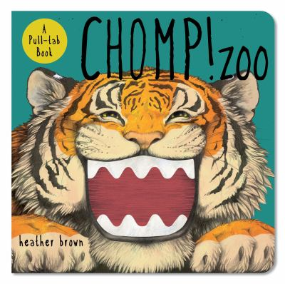 Chomp! Zoo image cover
