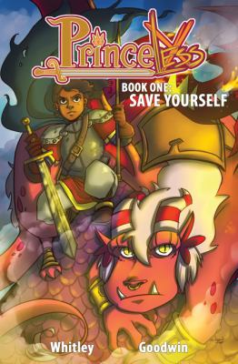 Princeless. Book one, Save yourself  image cover