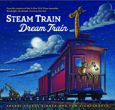 Steam Train, Dream Train image cover