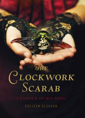 The Clockwork Scarab image cover
