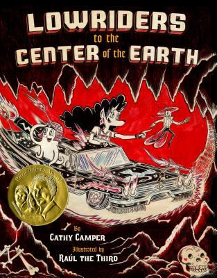 Lowriders to the Center of the Earth  image cover