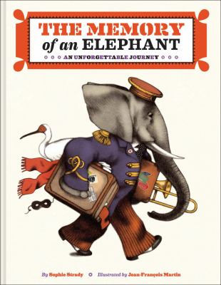 The Memory of an Elephant image cover