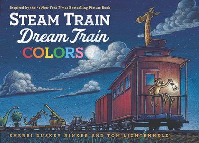 Steam Train, Dream Train Colors image cover
