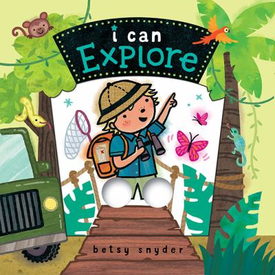 I Can Explore image cover