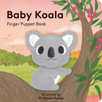 Baby Koala: Finger Puppet Book image cover