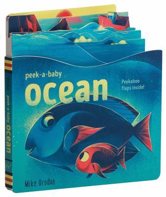 Peek-a-baby : Ocean image cover