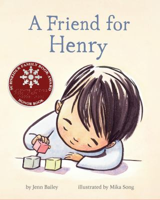 A friend for Henry image cover