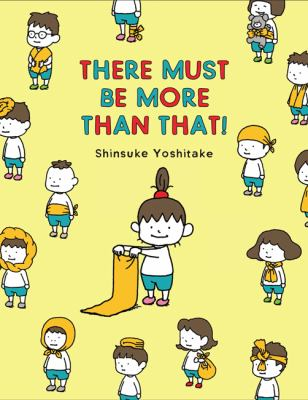 There must be more than that! image cover