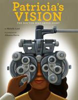 Patricia's Vision: The Doctor Who Saved Sight image cover