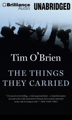 The Things They Carried  (read by Bryan Cranston) image cover