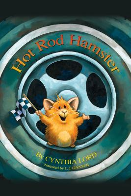 Hot rod hamster! image cover