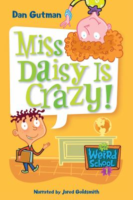 Miss Daisy is crazy! image cover
