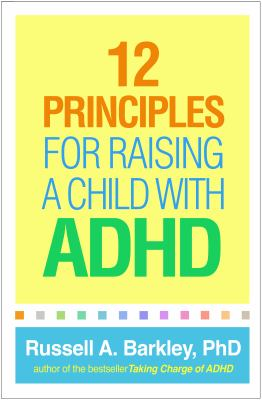 12 principles for raising a child with ADHD image cover